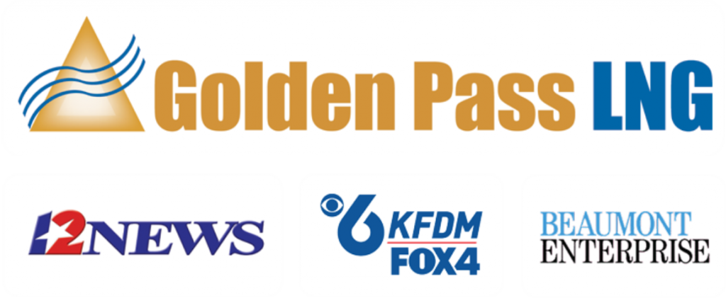 Website - Golden Pass LNG, KBMT, KFDM, Beaumont Enterprise