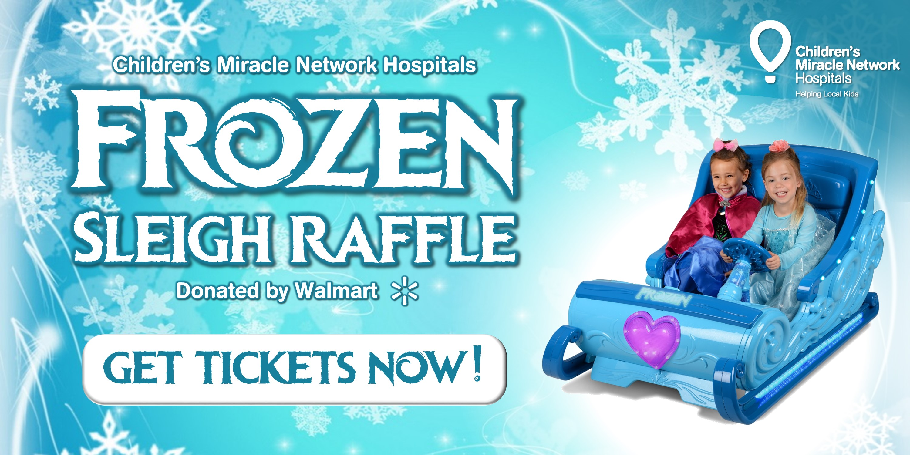 Facebook Event Header frozen raffle