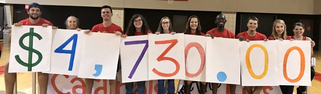 LU Dance Marathon Total Reveal