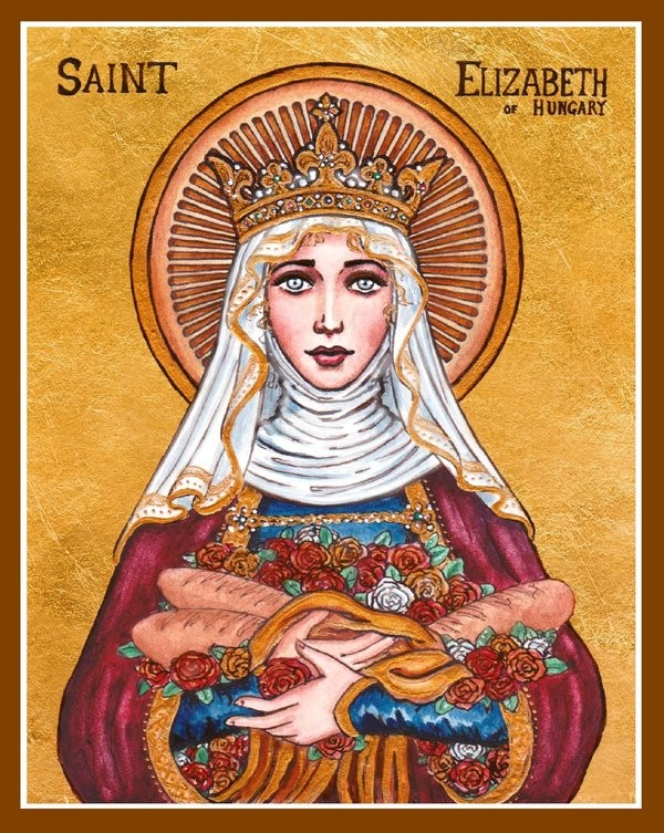 Saint Elizabeth of Hungary, 1207-1231